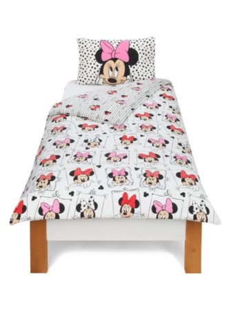 Minnie Mouse Kids Bedding Collection