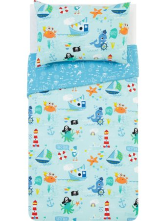Nautical Kids Bedding Collection