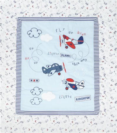 Up Up & Away Nursery Bedding Collection