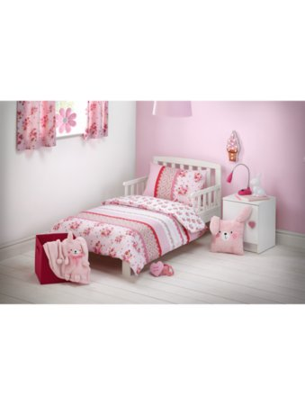 Vintage Floral Kids Bedding Collection