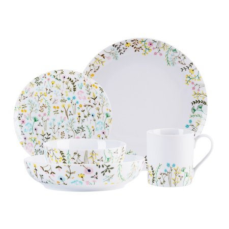 Wild Flowers Tableware Range