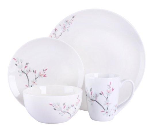 Delicate Floral Tableware Range