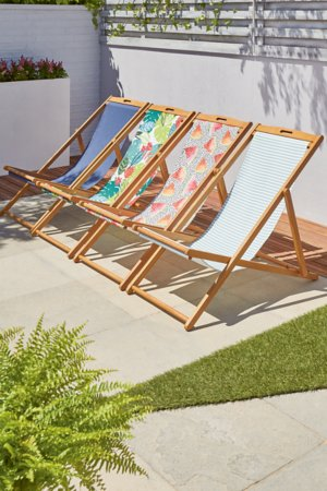 Deck Chair Range