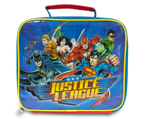 Justice League Dine Range