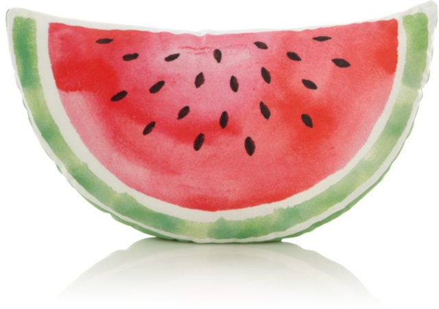 Shaped Watermelon Cushion