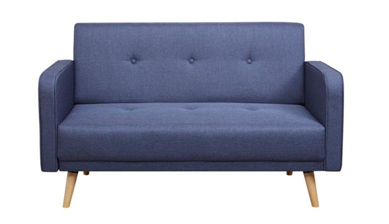 Ramona Sofa and Armchair Range - Blue
