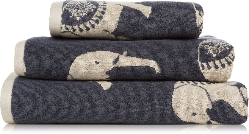 Freedom Elephant Towel Range