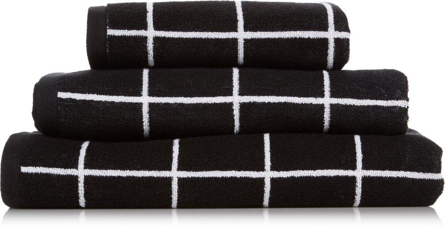 Math Check Towel Range