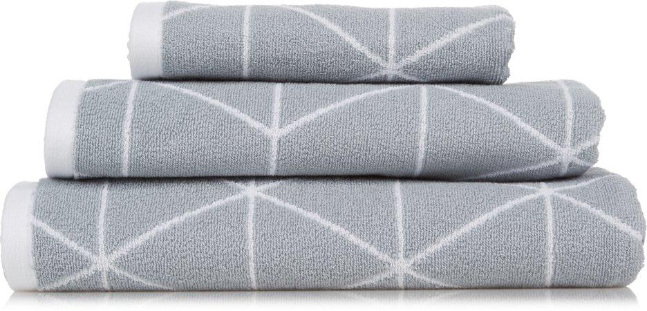 Mindfulness Grey Towel Range