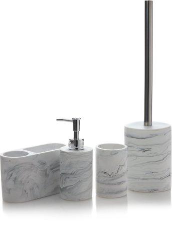 White Marble Bathroom Range