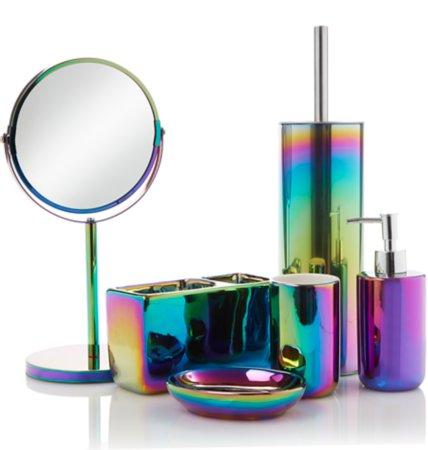 Oil Slick Iridescent Bathroom Range