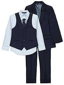 d640826f1aebe Navy Kids Formal Suit