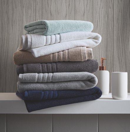 Luxury Bath Towels Range