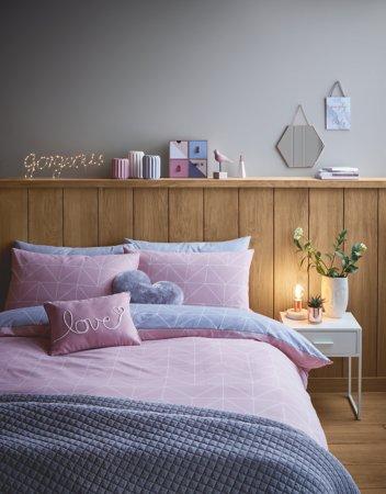 Geometric Harmony Bedroom Range