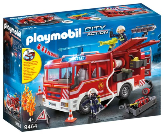 Playmobil City Action Range