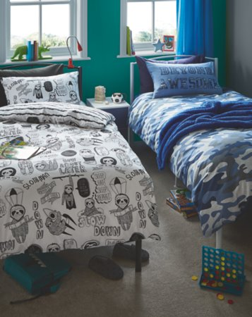 Kids Bedding Range