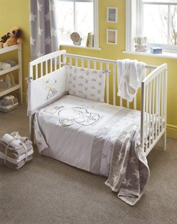 Disney Dumbo Nursery Bedroom Range