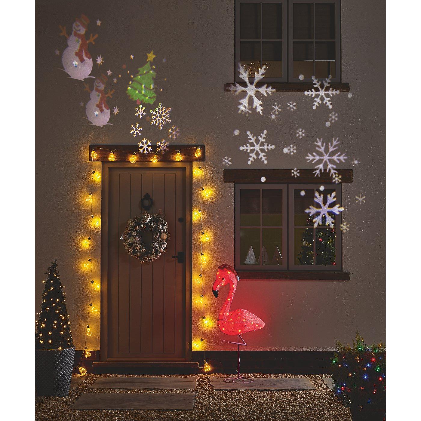 Outdoor Christmas Lighting Range | George