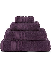 Damson Egyptian Cotton Towel Range 0c2662c54