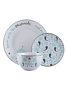 Mermaid Dinner Set