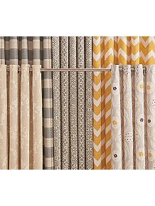 Patterned Curtains Collection