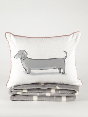 dachshund bedding asda