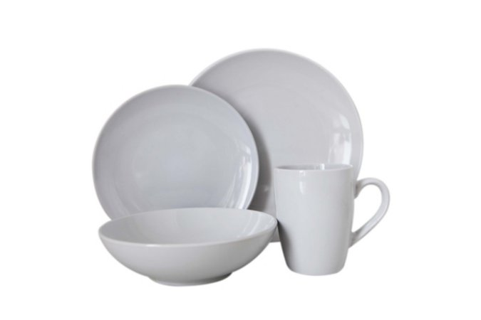 White Tableware Range
