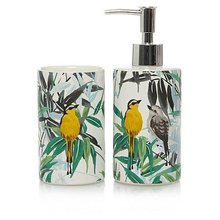 Bird Leaves Bath Accessories Range