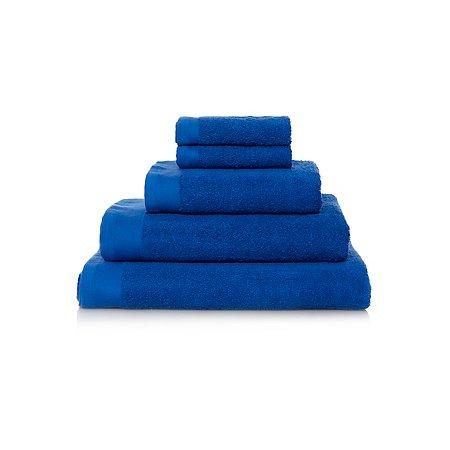 100 cotton towel range brilliant blue towels bath. Black Bedroom Furniture Sets. Home Design Ideas