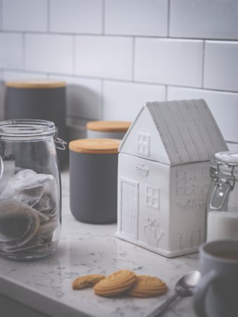 Kitchen Canister Range