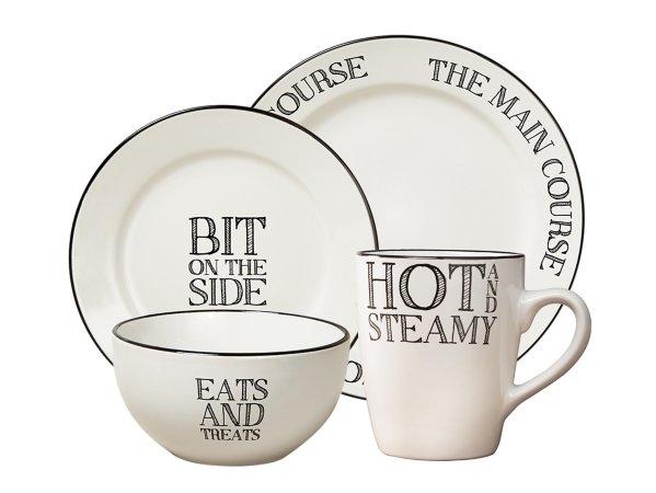 George Home Chatty Tableware Range