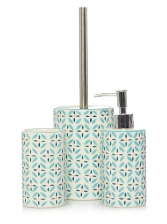 Havana Tile Bath Accessories Range