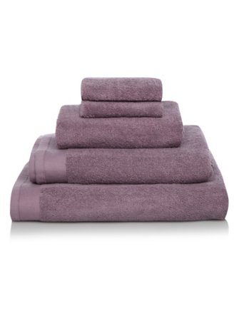 100% Cotton Towel Range - Heather