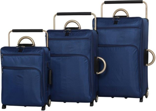 it Luggage World's Lightest 2-Wheel Range