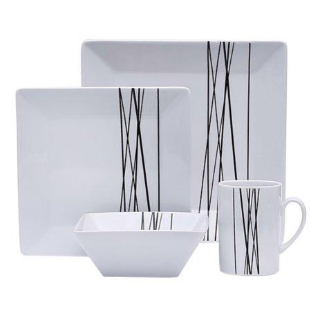 White Moda Tableware Range