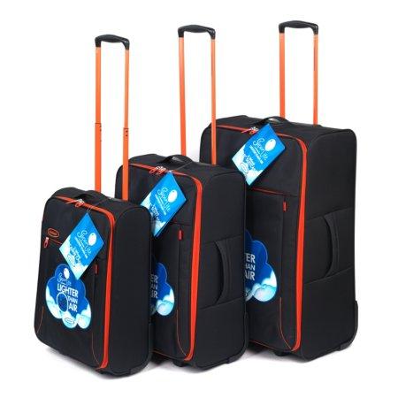 Superlite Case Black and Orange Range