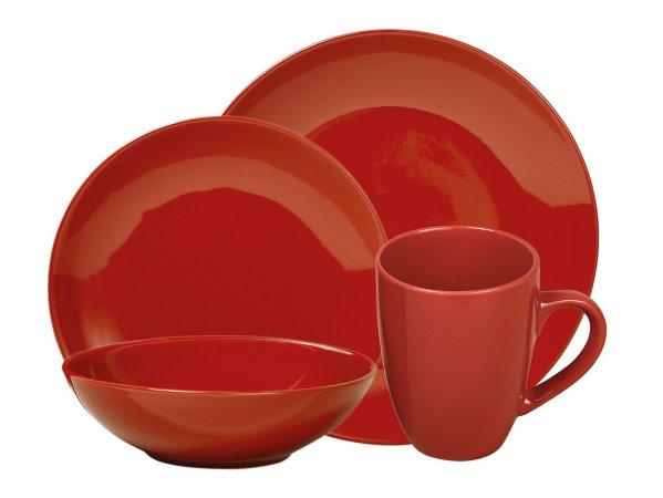 George Home Red Tableware Range