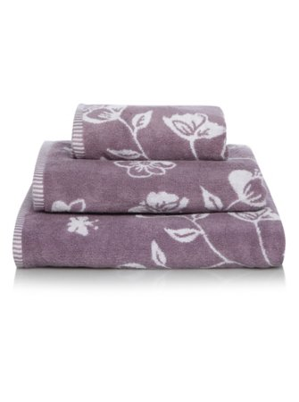 Sketch Floral Towel Range