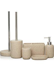 Bathroom Accessories Home George At Asda