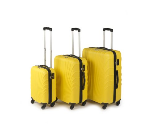 Constellation Yellow Hard Case Range