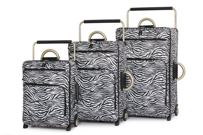 it Luggage Zebra 2 Wheel Trolley Range