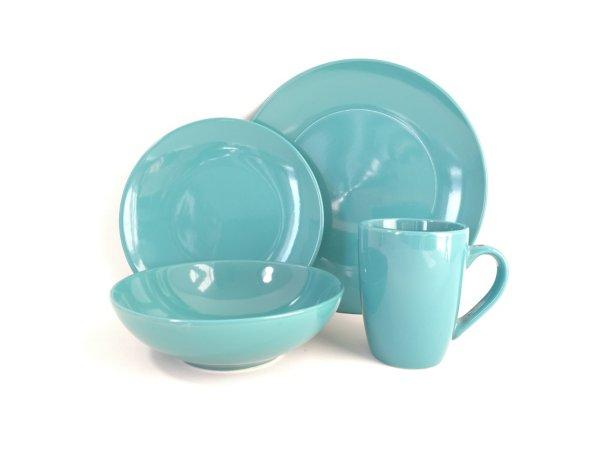 Teal Tableware Range