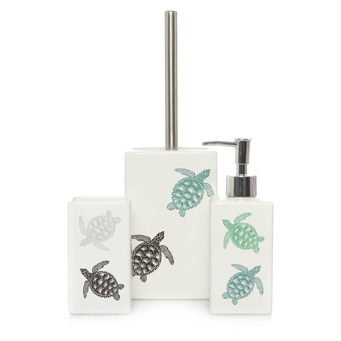 Turtle Bath Accessories Range | Bathroom Accessories | George at ASDA