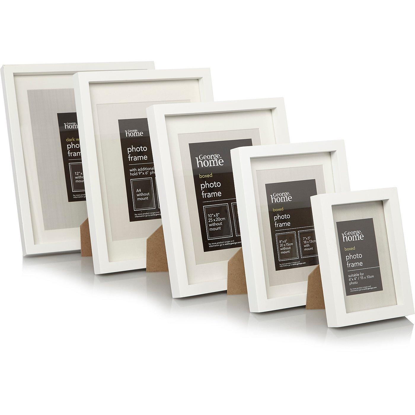 Asda Clip Frame A4 | Framess.co