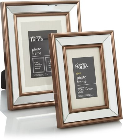Mirror Photo Frame Range