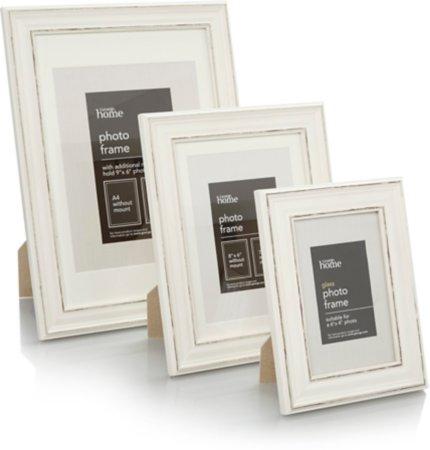 Cream Photo Frame Range