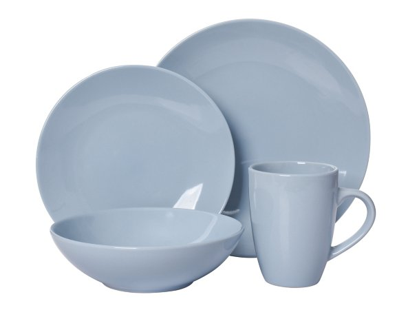 George Home Winter Blue Tableware Range