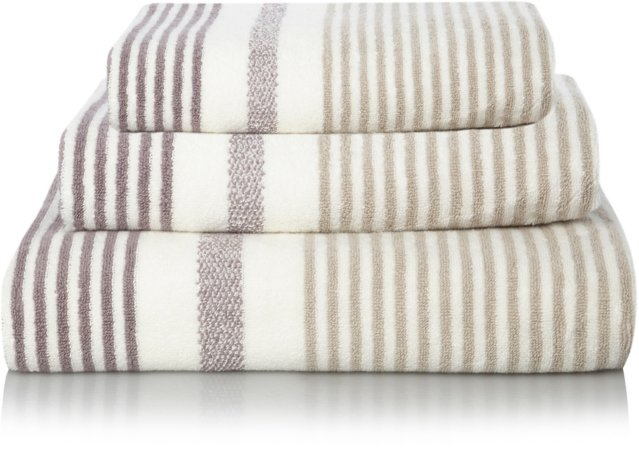Soulful Stripe Towel Range