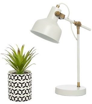 Add the finishing touches to a Scandi home with our modern range of accessories at George.com
