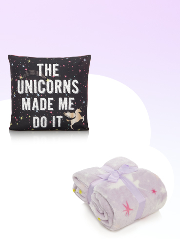 Discover a magical world with our unicorn-inspired home collection